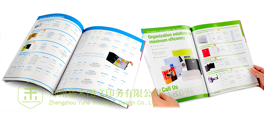 Yuhe-Catalogue print, brochure print and design, book print